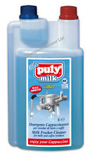 More details for puly caff milk frother liquid cleaner & descaler 1litre cleaning coffee catering