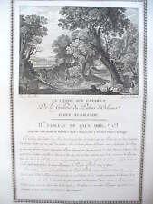LA CACCIA DI ANATRE    - 1786 PALAIS ROYALE  -  PAUL BRILL