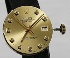 Rolex Cal 3035 Datejust Quick Set 27 Jewels Automatic Self -Winding Movement