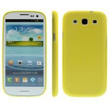 Für Samsung S3/i9300 TPU Case/Cover/Bumper/Hülle/Farbe Gelb