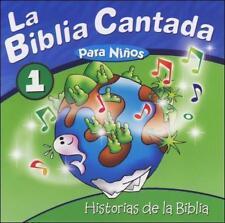 La Biblia Cantada : La Biblica Cantada Para Ninos CD
