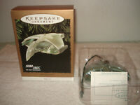 STAR TREK The Next Generation Romulan Warbird Light Hallmark Keepsake MAGIC 1995