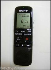 Sony Digital Audio Recorder, 2GB MAC PC mp3 VOR Voice Activated, 500 Hours  SD