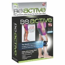 BeActive Leg Knee Brace,Acupressure Relieves Sciatic Nerve And Back Pain **USA**