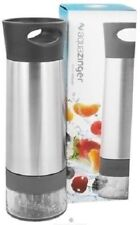 NEW Aqua Zinger Water Flavor Infuser - Fresh Fruit, Herbs - By Zing Anything