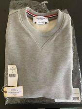 Thom Browne 4-bar sweatshirt grey size 1 NEW