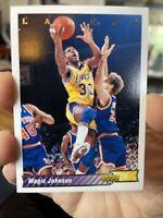 1992 upper deck magic johnson 32a Lakers Mint