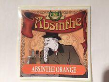 Absinthe Essence Orange 35mg Kit w/ Label
