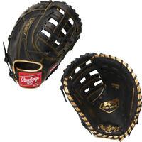 """Rawlings R9 Series Modified Pro H Web 12.5"""" First Base Model Baseball Mitt"""