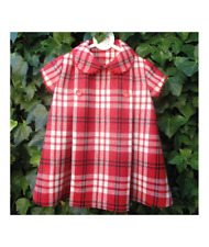 PAPER Printed PATTERN Dress Front Pleat Baby Girls Easy sewing for beginners NEW