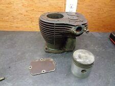 BSA M20 M21 500 Cylinder Barrel & Piston    1022