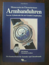 Armbanduhren-Meisterwerk der Uhrmacherkunst    (BÜ1)