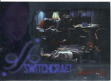 Smallville Season 4 Switchcraft Chase Card SW-6