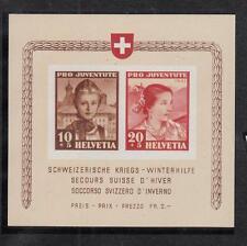Schweiz Block 6 **