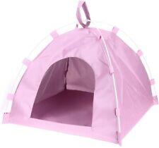 Small Pet Puppy Dog Playpen Exercise Tent Indoor/Outdoor Sleeping Bed Mat Cage