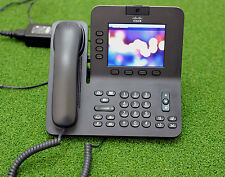 CISCO CP-8945-L-K9 Unified Video VoIP IP Phone - 1 YEAR WARRANTY/TAX INVOICE