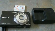 Sony Cyber-shot DSC-W350 14.1MP Digital Camera