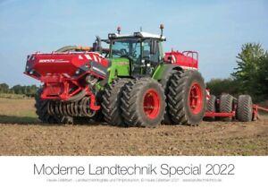 Traktor-Kalender 2022 FENDT Landtechnik Special    (NEU & OVP)