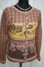 Maglioni e cardigan da donna marrone in lana