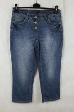 Cecil Scarlett 3/4 Jeans Damen Gr.38 (W28) L22,sehr guter Zustand