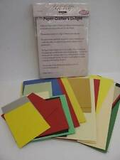Coloured Card & Paper Assorted Colours and Sizes ranging between 105/240gsm AM38