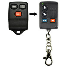 Fits 1996-1999 Econoline Super Duty Replacement Remote Keyless Fob Transmitter
