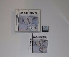 mahjong nintendo ds