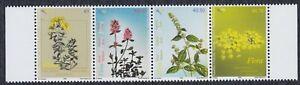 Kosovo 2008 Flowers - Flora - Medicinal plants, MNH
