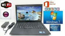 Dell Latitude Laptop/Notebook Intel 2.399GHz Windows 7 word,excel,Ppoint+charger