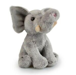 LIL FRIENDS ELEPHANT PLUSH SOFT TOY 12CM STUFFED ANIMAL BY KORIMCO