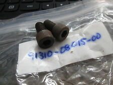 NOS Yamaha OEM Starting Motor Unit Bolt XS500 XS400 TX750 91310-08015-00 QTY2