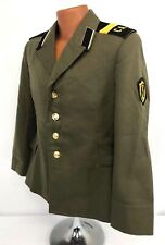 Vintage Russian Army Female Dress Jacket