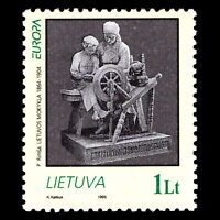 Lithuania 1995 - EUROPA Stamps - Peace and Freedom - Sc 510 MNH