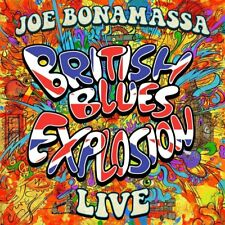 JOE BONAMASSA BRITISH BLUES EXPLOSION LIVE 2 CD (Released May 18 2018)