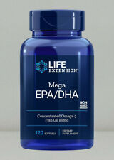Mega EPA/DHA by Life Extension, 120 softgels