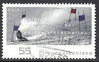 2834 Vollstempel gestempelt in Wonfurt BRD Bund Deutschland Jahrgang 2010