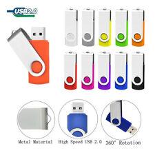 Flash Memory Drive USB 2.0 High Speed Stick Thumb 2GB 4GB 8GB 16GB 32GB 64MB Lot