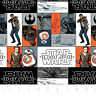 Rebels Star Wars Force Awakens Camelot Quilt Fabric by the 1/2 yd