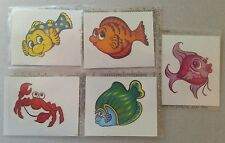 20 UNDER THE SEA Tattoos Children's  Birthday Party Loot Bags Favours