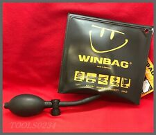 WINBAG INFLATABLE SHIM AIR ALIGNMENT PUMP - LIFTS 300 LBS.! FREE SHIPPING!