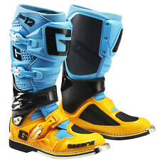 GAERNE SG12 MX BOOTS POWDER, MOTOCROSS, ENDURO, TRAIL & OFF ROAD BOOTS