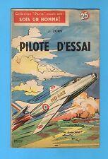 ► COLLECTION PATRIE N. SERIE - N°22- PILOTE D'ESSAI   - ROUFF 1951