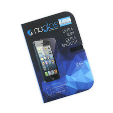 NuGlas Tempered Glass Screen Protector for iPhone 5 5S 5C SE Ultra Slim 0.3MM 9H