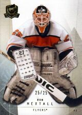 09-10 The Cup GOLD xx/25 Made! Ron HEXTALL #46