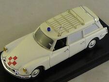 RIO 4271 - Citroen ID 19 Breack Ambulance - 1959   1/43