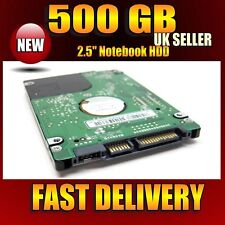 """New Emachines E525 DDR2 500GB 2.5"""" SATA NOTEBOOK HARD DISK DRIVE"""
