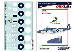 1/48 Decal - PV-1 Ventura-RAAF 13 Squadron 'Reluctant Dragon' - DEKL's II