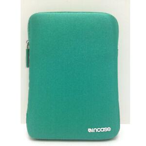 Incase iPad Mini 1/2/3/4/5 Neoprene Soft Sleeve Slip Pouch Case - Emerald Green