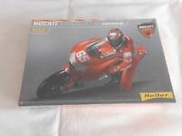 Heller 80912 Ducati Desmosedici Loris Capirossi  in 1:12  Neu  OVP siehe Fotos