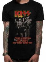 Official Kiss T Shirt Rock N Roll All Nite Glam Classic Rock Medium / XXL NEW